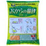 HITACHI - 翠綠環保豆腐貓砂 6L x 4