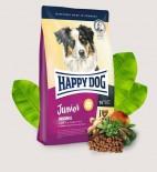 Happy Dog 幼犬配方 (六個月到一歲大)狗糧 Junior Original 01kg