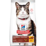 Hill's -8881 成貓去毛球貓糧 7lb