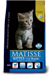 Matisse Kitten 全天然幼貓糧 10kg