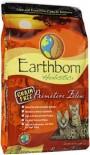 Earthborn 全天然無穀物全貓配方雞+火雞貓糧 2.27 kg