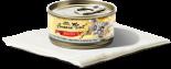 Fussie Cat 金鑽貓罐頭 80G 雞肉加白魚 x 24罐原箱優惠