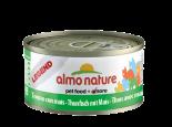 almo nature legend Tuna with Corn 玉米鮪魚(吞拿魚) 貓罐頭 70g