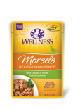 Wellness Indulgence 雞肉+火雞 肉湯軟包 3oz