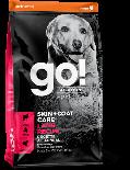 GO! SOLUTIONS 護膚美毛系列 羊肉狗糧配方 25 lb