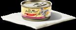 Fussie Cat 金鑽貓罐頭 80G 雞肉加蛋 x 24罐原箱優惠