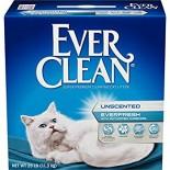 Ever Clean 藍帶-高效活性碳粗粒無味配方-25lb X 4盒