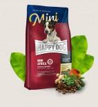 Happy Dog 小型犬非洲鴕鳥肉無穀物配方狗糧 Mini Africa 04kg
