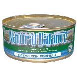 Natural Balance雪山海魚貓罐頭 5.5oz