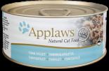 Applaws 愛普士 - 貓罐頭 156g - 吞拿魚 x 24