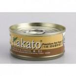 Kakato - 雞+芝士 70G