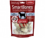 SmartBones - 雞肉味迷你mini潔齒骨 (16條) x 2