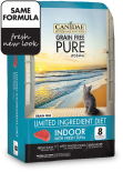 Canidae PURE Ocean 無穀物吞拿魚配方貓糧 10lb x 2包優惠