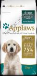 Applaws 全天然無穀物幼犬(中小型犬)-雞 2kg
