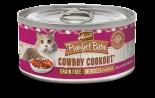 Merrick 無穀物貓罐頭 Cowboy Cookout 牛肉牛肝肉粒 5.5oz