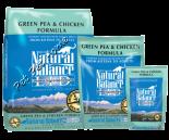Natural Balance雪山雞肉豌豆抗敏貓糧 10lb